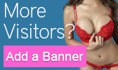 Do you want more visitors? Add a banner